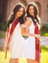 sorority graduation stoles best 25 graduation stole ideas on college graduation