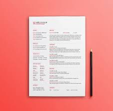 resume templates word docx free best free clean resume templates in psd ai and word docx format