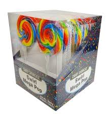where to buy lollipops candy showcase mega swirl lollipops rainbow and other