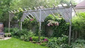 garden fencing ideas privacy home outdoor decoration