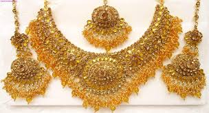 jewellery sets designs kundan gold pearl 40