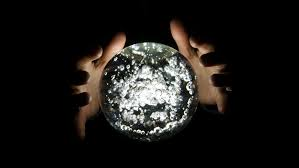 Cheap Gazing Balls 100mm Bubbled Quartz Crystal Gazing Ball
