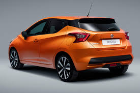 nissan micra car images boring to bold next gen 2017 nissan micra unveiled by car magazine
