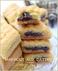 cuisine orientale facile makrout facile aux dattes cuisson au four gâteaux algeriens