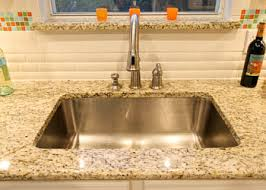 Kitchen Undermount Sink Undermount Sinks In Granite Countertops