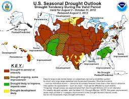 Usa Drought Map by Drought April 2016 State Of The Climate National Centers For
