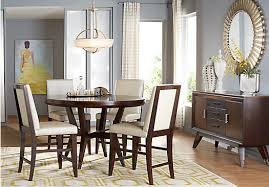 Room To Go Dining Sets Picture Of Cindy Crawford Home Philadelphia 5 Pc Counter Height