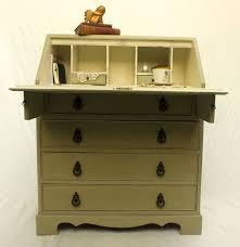 vintage bureau antique shabby chic bureau no 04 touch the wood