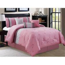 Silver Comforter Set Queen Pink Comforters Sears