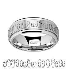 mens spinner rings men s wedding rings men s rings by style spinner rings
