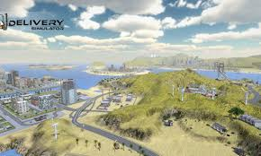 Ups Shipping Map Simula Games Delivery Simulator