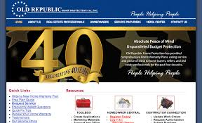 home warranty protection plans old republic home protection reviews is it a scam or legit