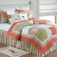 Girls Bedroom Quilt Sets Home Gt Blooming Prairie Cotton Patchwork Quilt Set Bedding