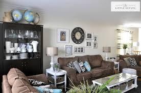 living room reveal this little estate