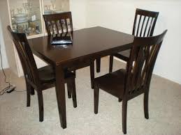 Dining Room Furniture Perth Wa by Style Side Dining Room Chairs With White Frame And Brown Cushion