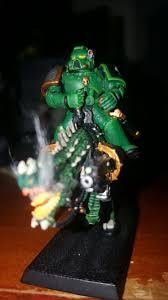 salamander k che salamander bike with flamer 40k and only war
