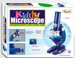 amazon com great bazaar vijaya kiddy microscope multi color by vijay toys agencies http