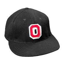 ohio state alumni hat homage woody ohio state wool coaches block o hat 40 00