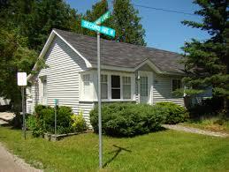 Beach Cottage Rental Greystone 126 Second Ave North Sauble Beach Cottage Rentals