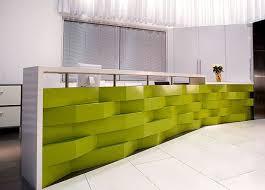 Unique Reception Desks Modern Greenery And White Event Reception Desk Unique Reception