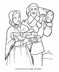colonial boy coloring page the first thanksgiving coloring page sheets pilgrim life coloring