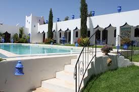gerance chambre d hotes location gérance villa 7 chambres route sidi mbark essaouira