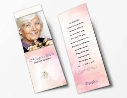 Funeral Stationery Dignified Memories