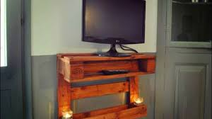 Tv Table Design Wood 50 Wood Tv Console Diy Creative Ideas 2016 Amazing Commode Wood