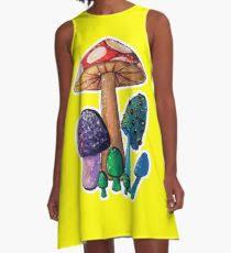 Sho Jamur jamur dresses redbubble