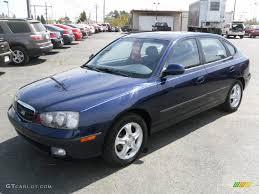 2003 hyundai elantra hatchback 2003 carbon blue hyundai elantra gt hatchback 28196798 gtcarlot