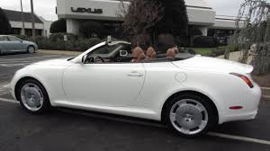 lexus used richmond 2003 lexus sc 430 cp in richmond va 16p566a youtube