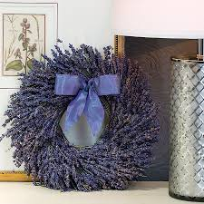 fragrant lavender wreath 12 inch at jackson and perkins