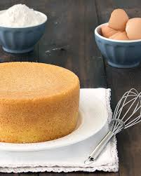 italian sponge cake pan di spagna recipe powder vanilla and