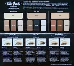kat von d shade and light eye looks review kat von d shade light eye contour palette the beauty bee