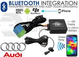 bluetooth audi ctaadbt003 audi bluetooth adapter interface for free calls