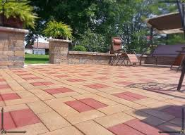 Installing Pavers Patio Rubber Patio Pavers Patio Pavers Installation Outdoor Info Site