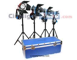 Low Budget Lighting Cinelight Com Video Film Lighting Equipment