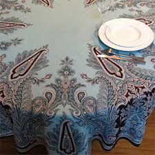 and square tablecloths