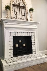 all the details on our 100 diy fireplace u2013 babbfarmlife