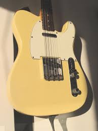 Pale Yellow Paint Fender Pale Yellow Paint Can U0027t Locate Telecaster Guitar Forum