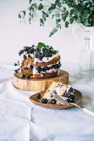 wedding cake recipes berry lavender blackberry cake dine