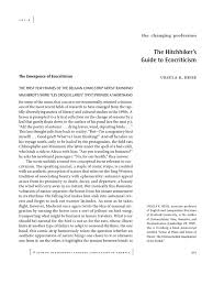a guide to ecocriticism ecocriticism phenomenology philosophy