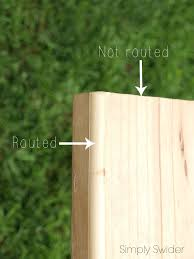 How To Age Wood With Paint And Stain Simply Swider by How To Make Wood Stairs Treads For Cheap Simply Swider
