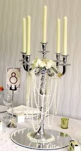 Photo Wedding Centerpieces by Top 25 Best Candelabra Ideas On Pinterest Candelabra Wedding