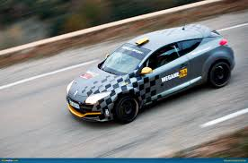 renault clio rally car ausmotive com ready to race megane renaultsport n4