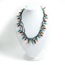 christmas light necklace bead kits bead kits shipwreck