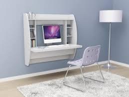 White Computer Desk Prepac White Floating Desk With Storage Best Computer Desk
