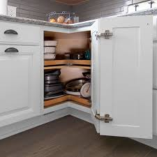 kitchen corner cupboard rotating shelf corner cabinet organizers kitchen cabinet storage ideas