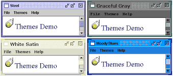 themes of java java look feel themes codeproject
