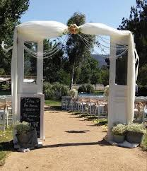 wedding arch using doors 135 best wedding altars ceremony design images on